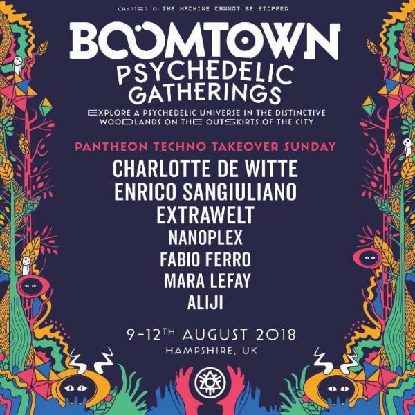 fabio ferro @ boomtown festival