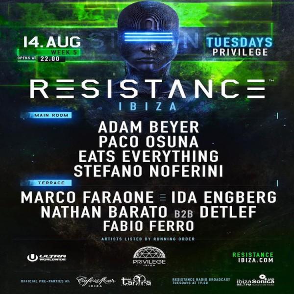 fabio ferro @ resistance
