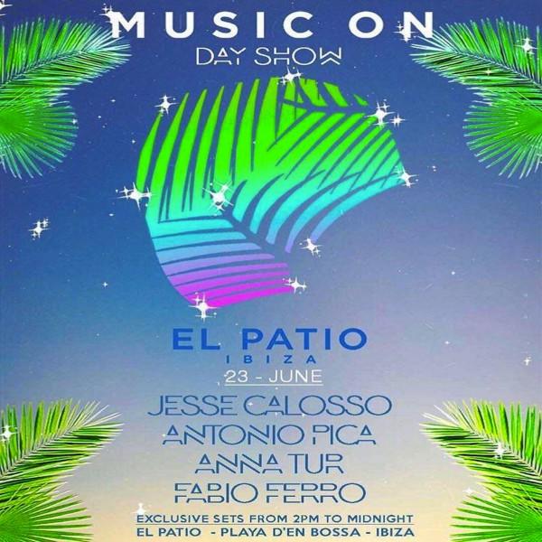 fabio ferro @ music on